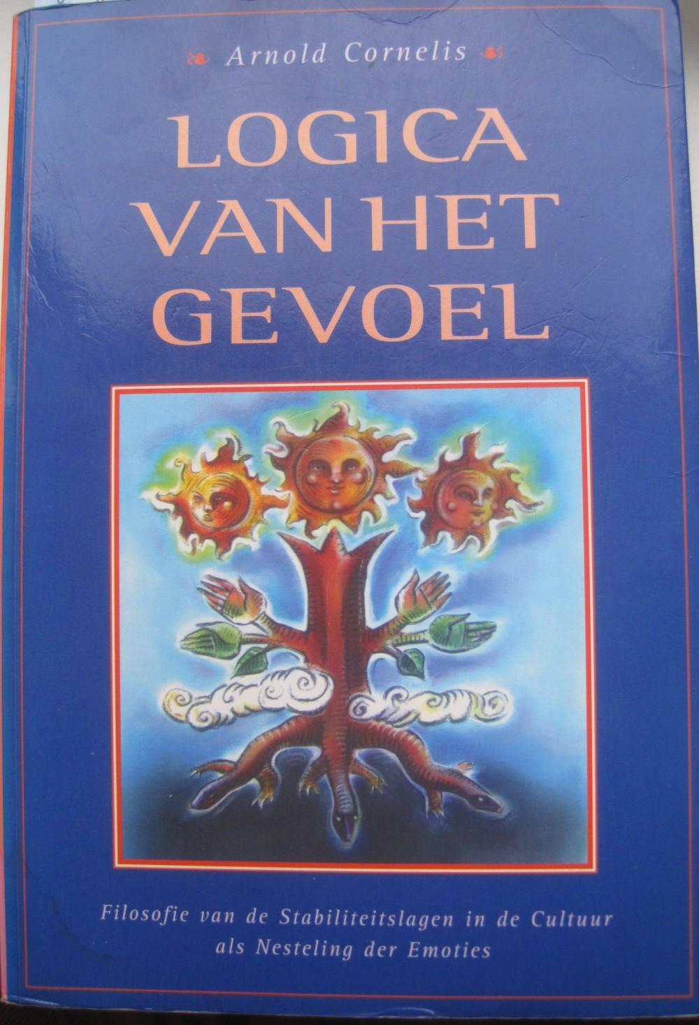 boekomslag A. Cornelis, logica van het gevoel (2)