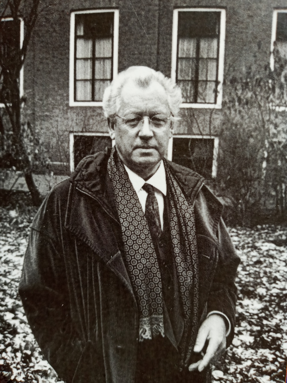 Prof. Arnold Cornelis